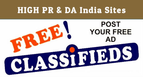Free-Classified-Submission-Sites-list-In-India